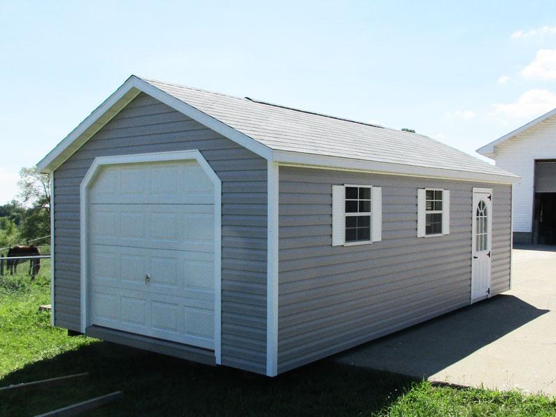 Slabaugh's Storage Barns | Custom Barns in Northern Indiana